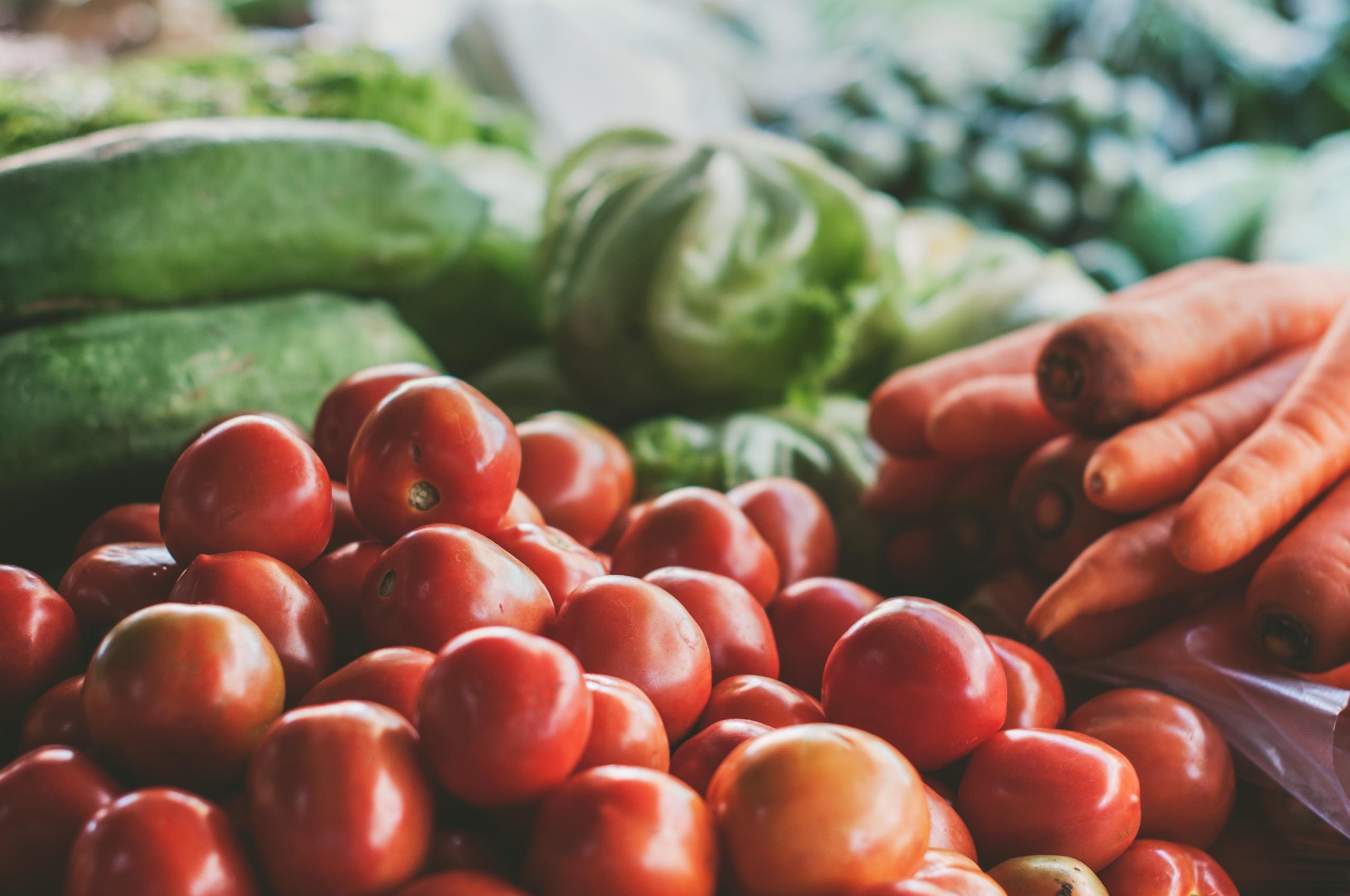 Easy, Healthy Vegan Snacks