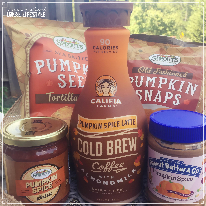 Pumpkin Spice Product Reviews